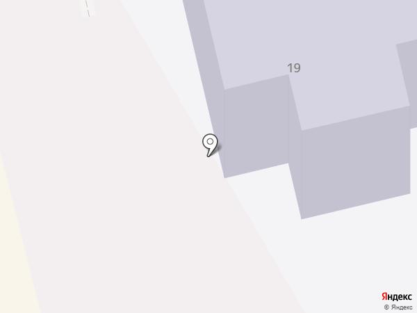 Смена junior на карте Комсомольска-на-Амуре