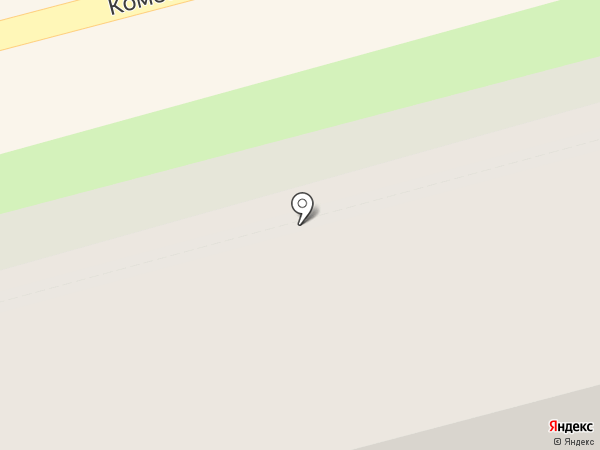 Аполлон+ на карте Комсомольска-на-Амуре