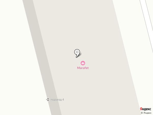 Участковый пункт полиции, Отдел полиции №3 на карте Комсомольска-на-Амуре