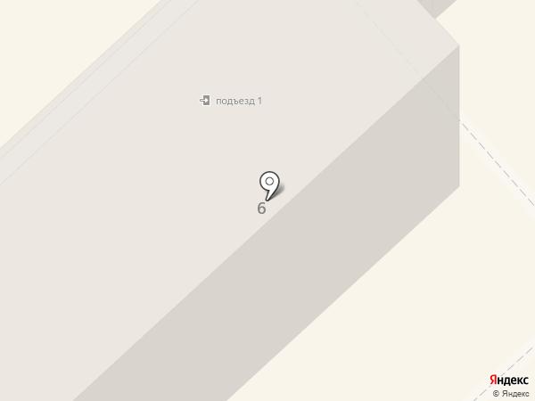 Раман на карте Комсомольска-на-Амуре