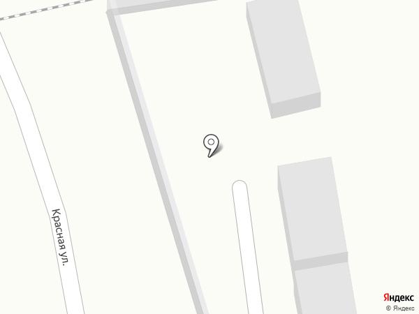 Стимул на карте Комсомольска-на-Амуре
