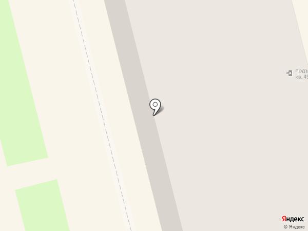 Росбанк, ПАО на карте Комсомольска-на-Амуре