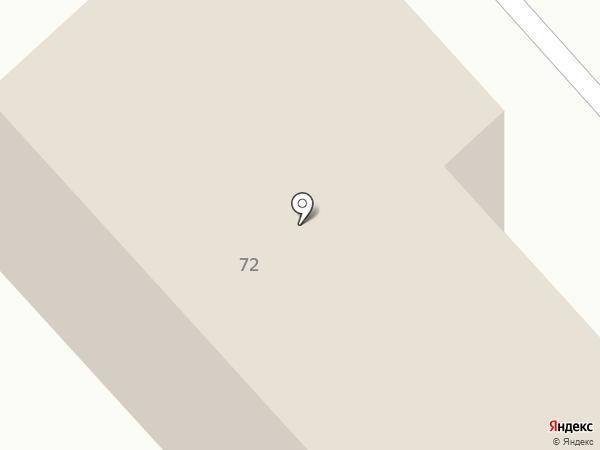 Автоснаб на карте Комсомольска-на-Амуре