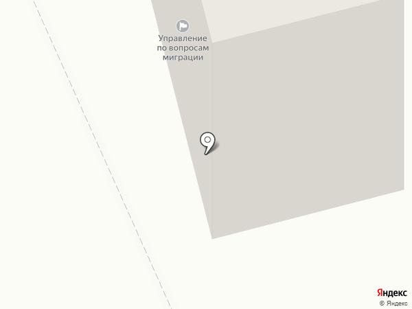 Самобранка на карте Комсомольска-на-Амуре