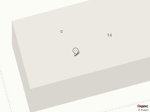 ИНФРА на карте Комсомольска-на-Амуре