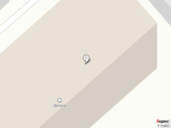 Салон-магазин б/у мебели на карте Комсомольска-на-Амуре