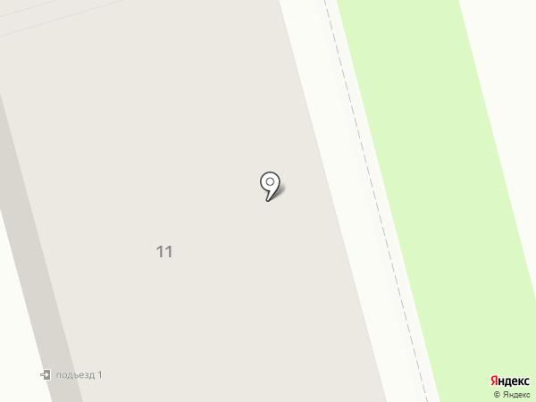 Фабрика заря на карте Комсомольска-на-Амуре