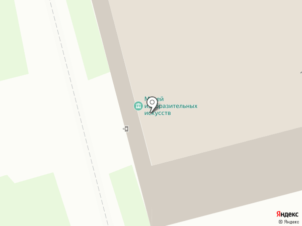 Нафаня на карте Комсомольска-на-Амуре