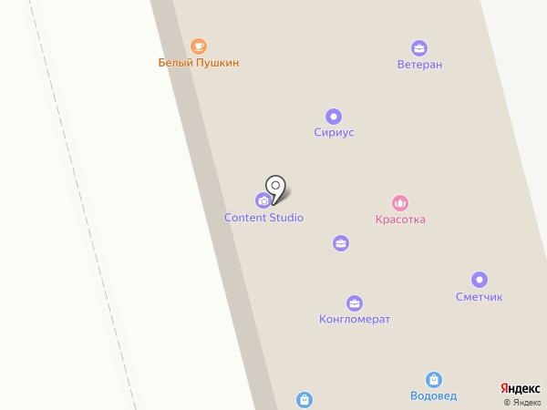 MEL bet на карте Комсомольска-на-Амуре
