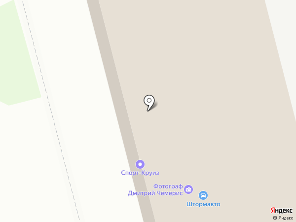 БЕНЗОТЕХНИКА на карте Комсомольска-на-Амуре