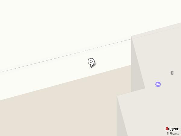 О`кей на карте Комсомольска-на-Амуре