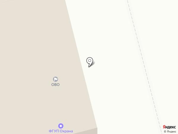 Межрайонный отдел вневедомственной охраны по г. Комсомольску-на-Амуре на карте Комсомольска-на-Амуре