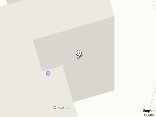 Визит на карте Комсомольска-на-Амуре