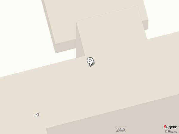Краевая дезинфекционная станция на карте Комсомольска-на-Амуре