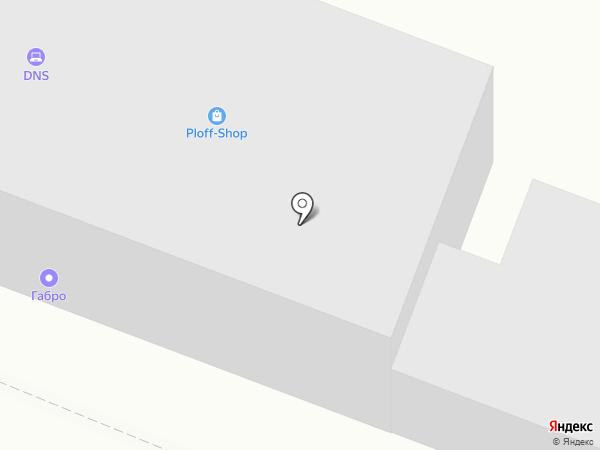 ИНСИ, ЗАО на карте Комсомольска-на-Амуре