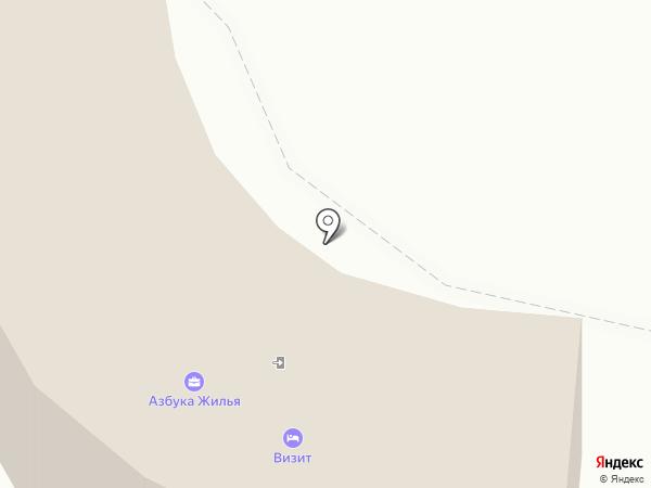 Kredo на карте Комсомольска-на-Амуре