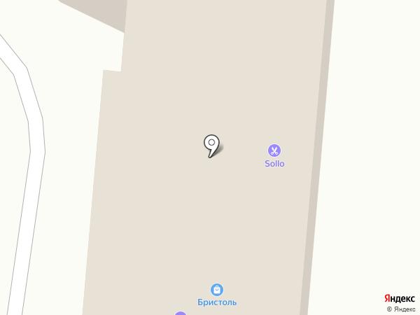 Азбука Жилья на карте Комсомольска-на-Амуре