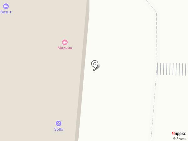 Городской Формат на карте Комсомольска-на-Амуре