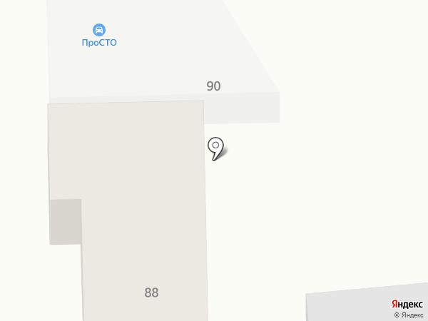 ПроСТО на карте Комсомольска-на-Амуре