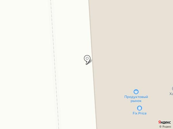 Комсомольская птицефабрика на карте Комсомольска-на-Амуре