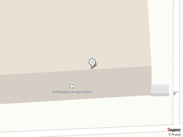 Гранд-2 на карте Комсомольска-на-Амуре