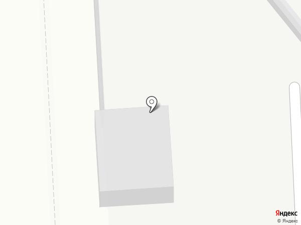 ТЕХНОСЕРВИС на карте Комсомольска-на-Амуре