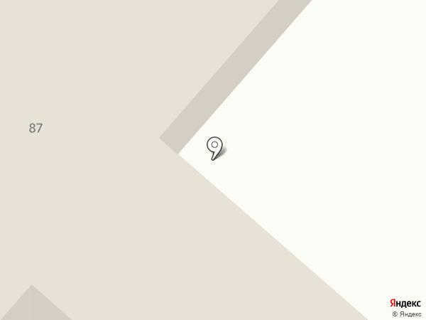 Барракуда на карте Комсомольска-на-Амуре