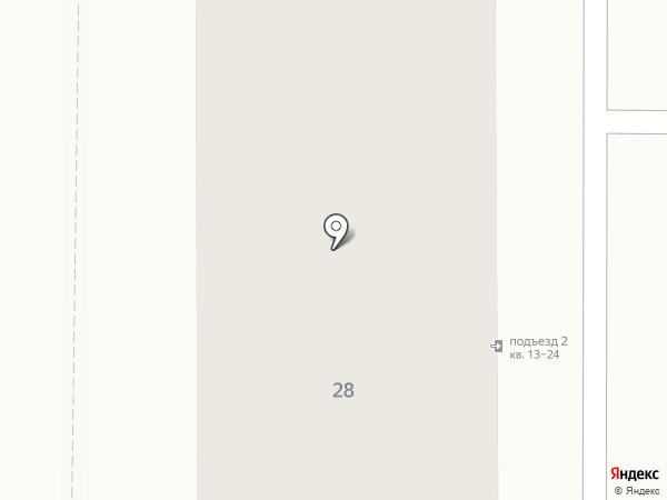Транзит на карте Комсомольска-на-Амуре