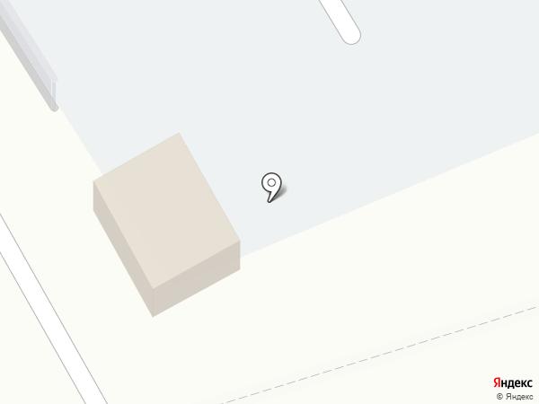 ПодкреПицца на карте Комсомольска-на-Амуре