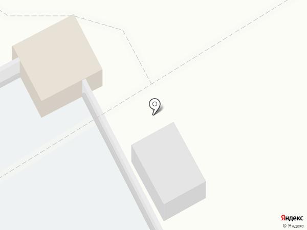 Силинский парк на карте Комсомольска-на-Амуре