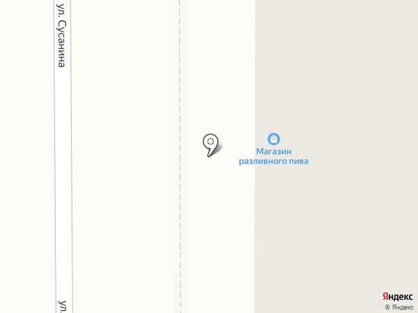 Натали на карте Комсомольска-на-Амуре
