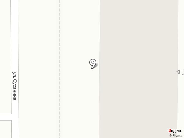 Всероссийское общество инвалидов г. Комсомольска-на-Амуре и Комсомольского района на карте Комсомольска-на-Амуре
