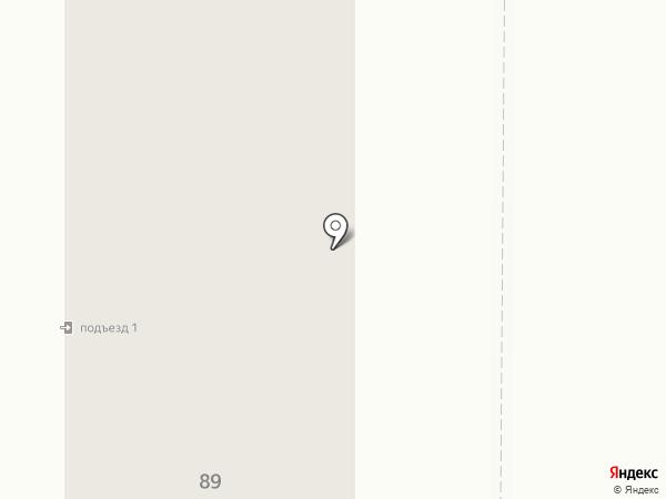 Текстиль-маркет на карте Комсомольска-на-Амуре