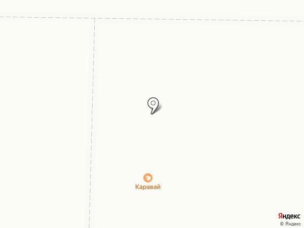 Хлебозавод №3 на карте Комсомольска-на-Амуре