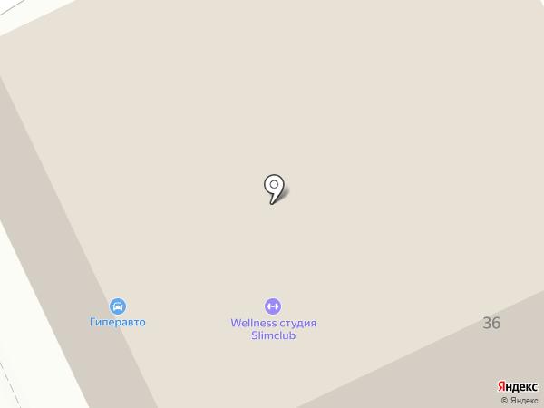 Юнис на карте Комсомольска-на-Амуре