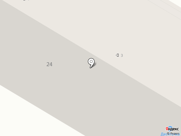 Надежда на карте Комсомольска-на-Амуре