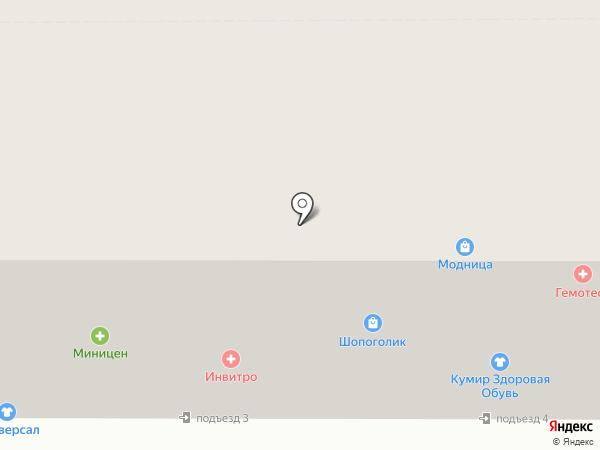 Черная Жемчужина на карте Комсомольска-на-Амуре