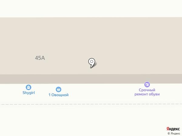 Отличные наличные на карте Комсомольска-на-Амуре