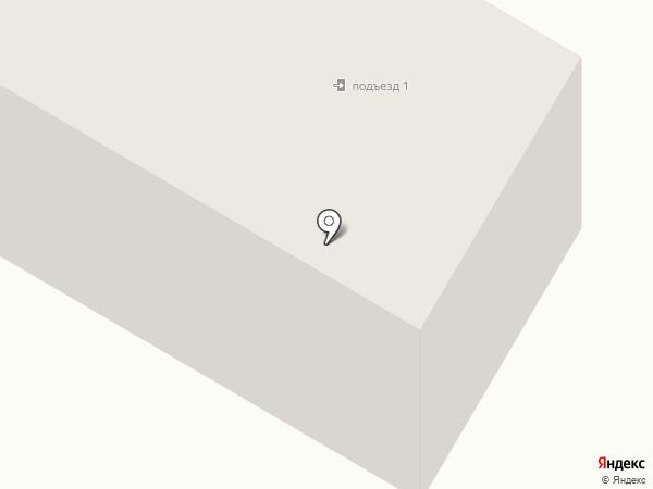 Радуга на карте Комсомольска-на-Амуре