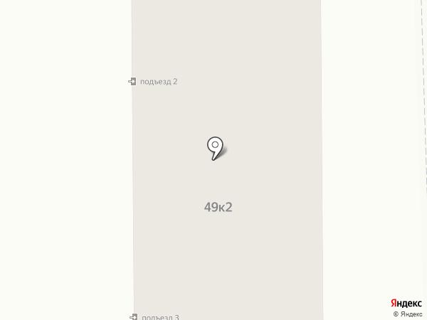 Гера на карте Комсомольска-на-Амуре