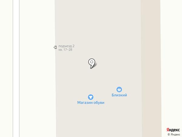 Дзёмги на карте Комсомольска-на-Амуре