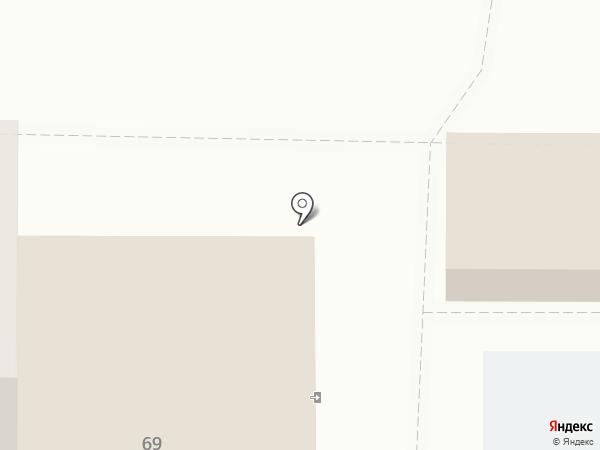 Трио на карте Комсомольска-на-Амуре