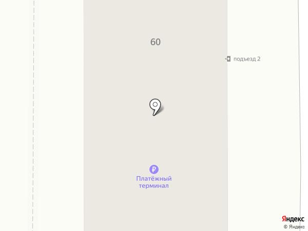 Невский на карте Комсомольска-на-Амуре