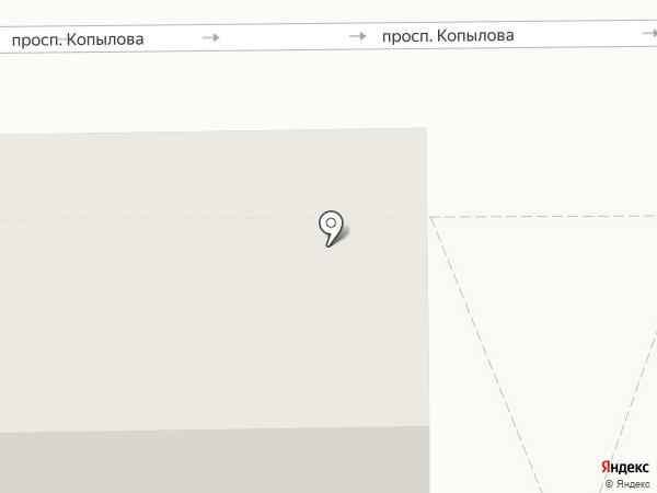 EuroPlat на карте Комсомольска-на-Амуре