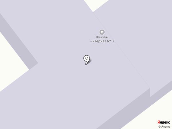 Детский дом №35 на карте Комсомольска-на-Амуре