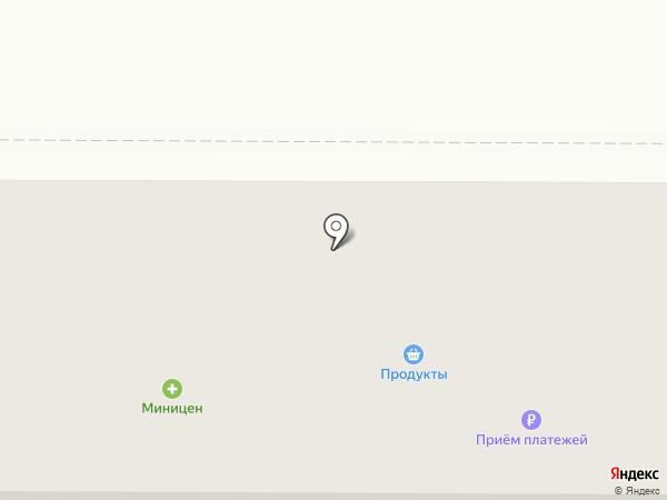 Комторг на карте Комсомольска-на-Амуре