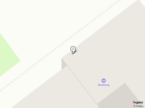 Десяточка на карте Комсомольска-на-Амуре
