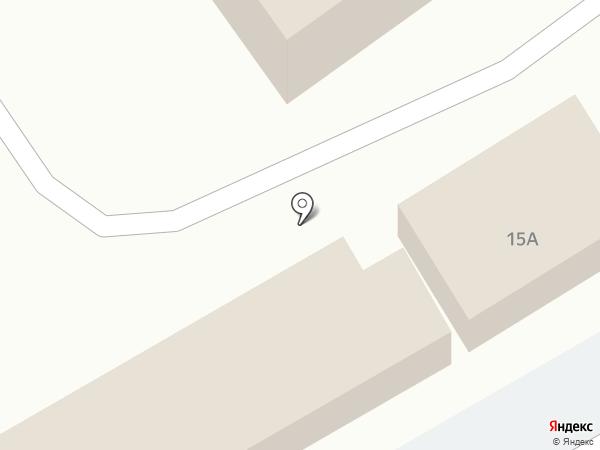 Шашлычная на карте Комсомольска-на-Амуре