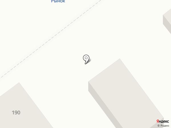 Автосервис на карте Комсомольска-на-Амуре