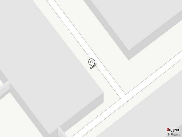 У механика на карте Комсомольска-на-Амуре